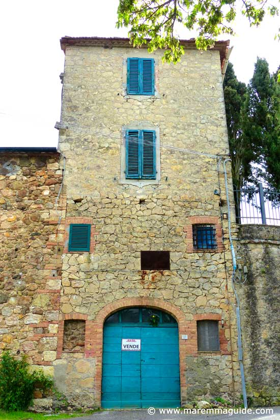 Houses for sale in Tuscany Italy, Maremma