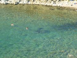 Il Pozzino Baratti Piombino: beaches in Maremma Tuscany