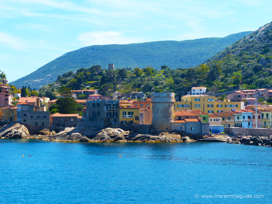 Isola del Giglio Tuscan Archelopelago Tuscany Maremma