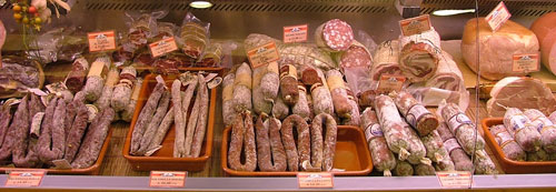 Italian Cured Meats from La Maremma