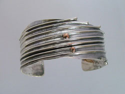 Italian sterling silver bracelets: handmade silver bracelets
