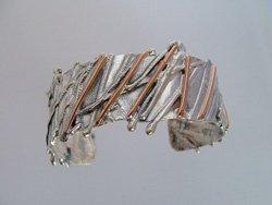 Jewelry made in Italy: Italian sterling silver bracelets
