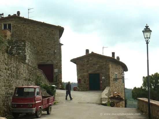 La Leccia in Maremma Tuscany Italy