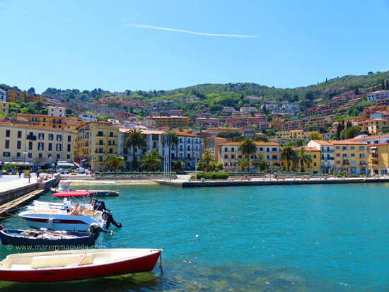 Maremma Italy cities towns villages and hamlets