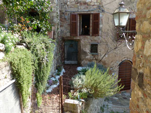 Maremma apartments in Tuscany