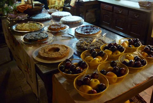 Maremma Food: Italian food photos
