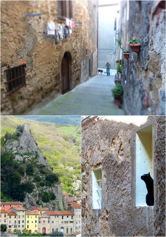 Guided Maremma tours in Tuscany Italy: sightseeing off the beaten path in Italy