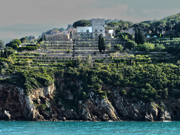 Maremma private villas in Tuscany Italy