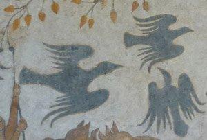 Massa Marittima Mural: L'Albero della Fecondita