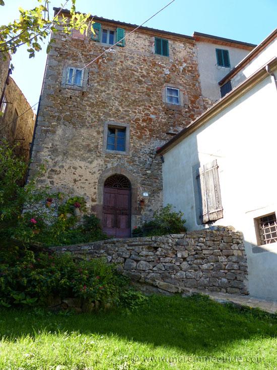 Montelaterone Arcidosso Tuscany Italy