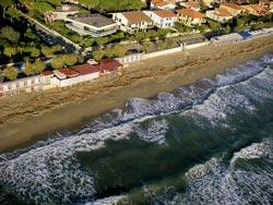 North beach Castiglione della Pescaia, Maremma Italy