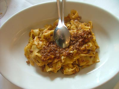 Pappardella di Cinghiale: Italy famous for food