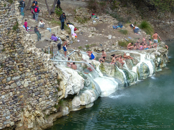 Terme di petriolo hot springs a tuscany pearl that has lost its lustre - Bagno di petriolo ...
