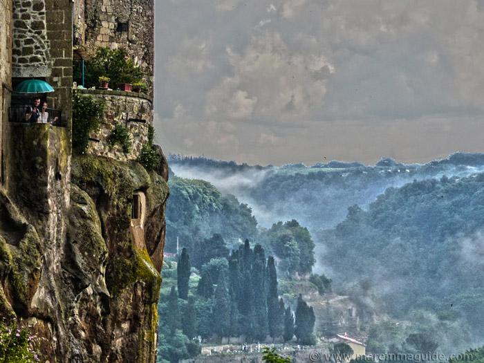 Ptigliano tour in Tuscany.