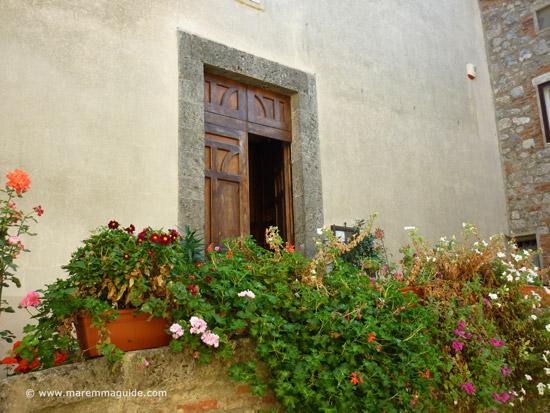 Chiesa Parrocchiale di S.Maria Assunta Prata Maremma Tuscany