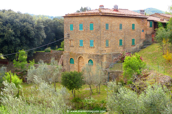 Property for sale in Tuscany: Maremma Italy