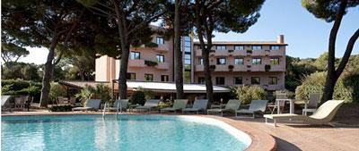 Residence Rocchette: Park Hotel Zibellino, Castiglione della Pescaia, Maremma, Italy