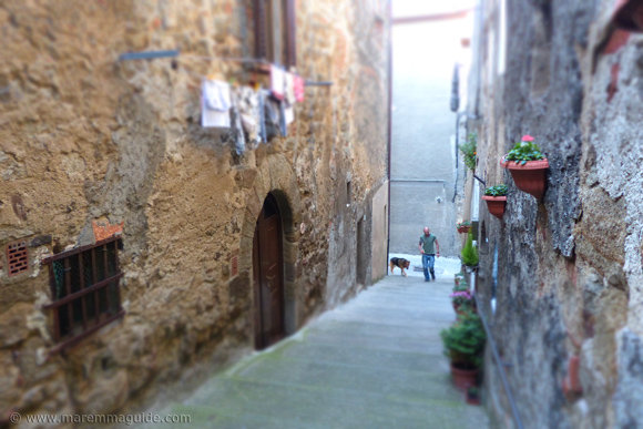 Roccastrada Italy: Via del Podesta