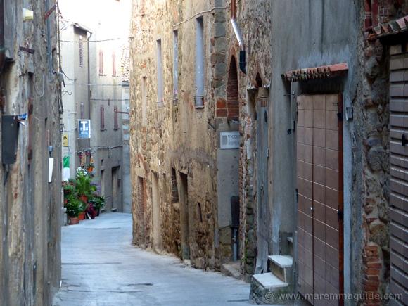 Roccastrada Tuscany Italy
