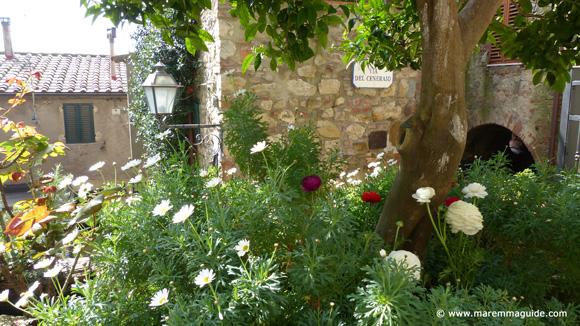 Romantic accommodation Tuscany Italy