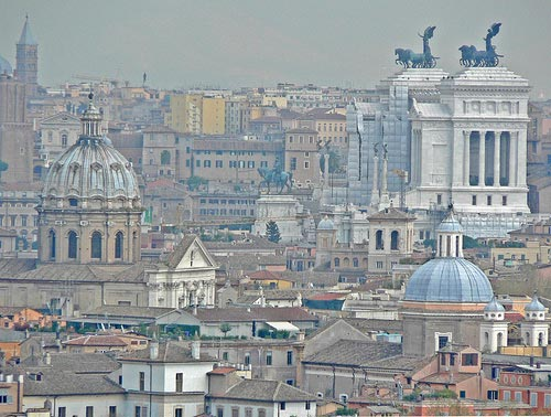 Photos of Rome Italy: the city centre