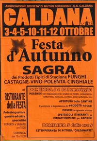 Sagra in Maremma: poster for
