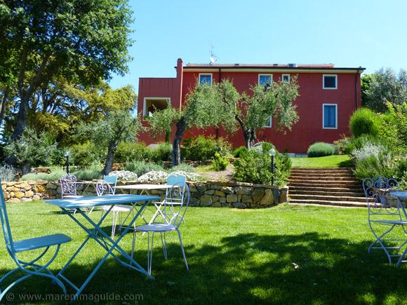 Scarlino hotel Tuscany