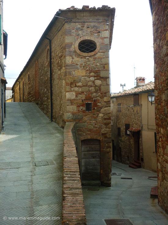 Serrazzuno Maremma Tuscany Italy