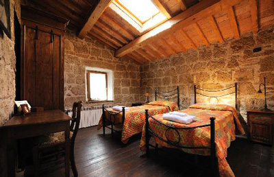 Tuscany country farm accommodation Sorano Maremma Italy