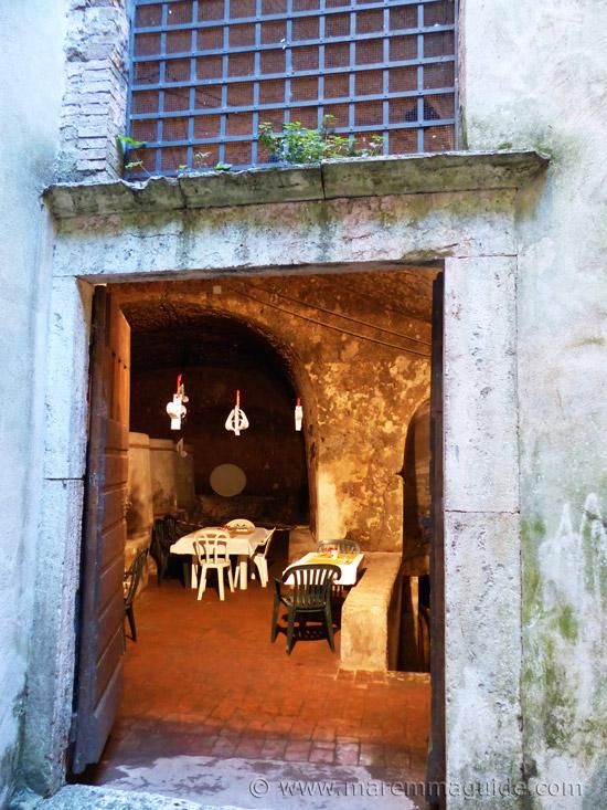 Sorano Festa delle Cantine in Maremma Tuscany