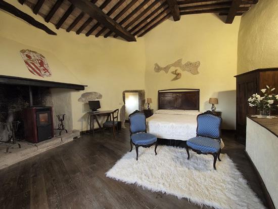Sorano hotel Maremma: Hotel della Fortezza Italy