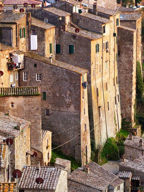 Property in Sovana Tuscany Italy
