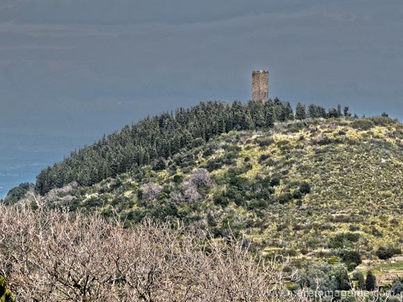 Torre dell'Argentiera Monte Argentario Tuscany