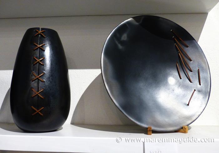 Tuscan pottery course: Bucchero.