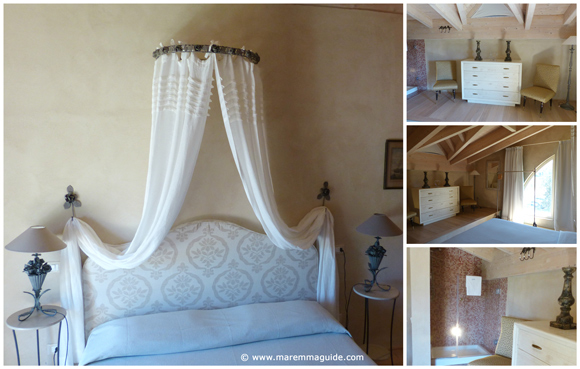 Boutique Tuscany farmhouse: best Maremma accommodation.