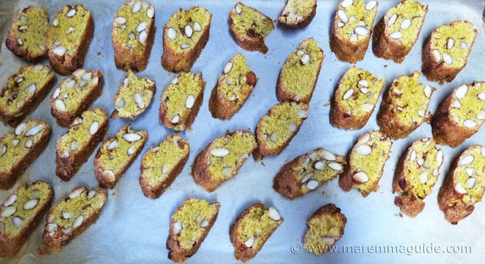 Tuscany cooking class: learn how to make Cantucci biscotti