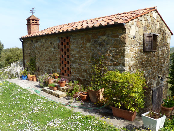 Holiday home in Maremma Scarlino.