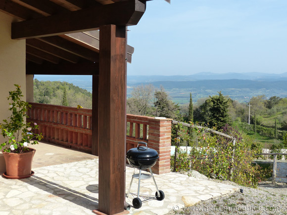 Vacation rentals in Maremma Tuscany: cottages with a view.