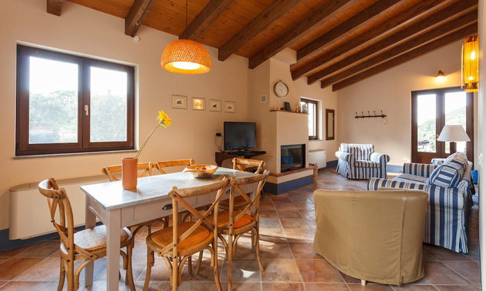 Tuscany cottages that feel like home.