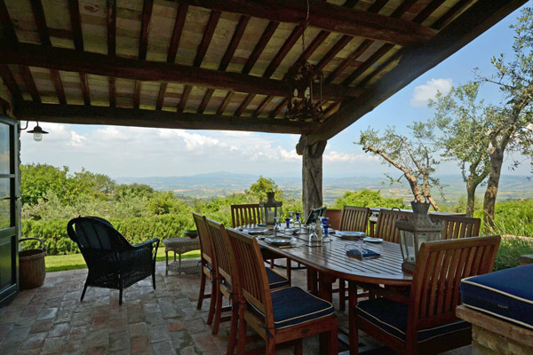 Maremma property for sale with a view