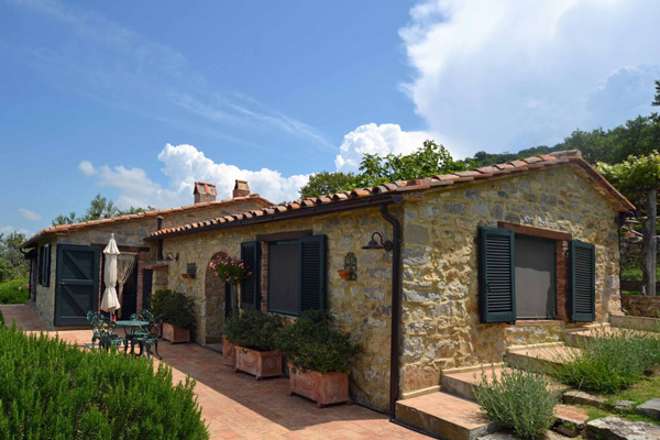 Tuscany holiday home property for sale in Maremma.