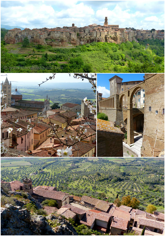 Maremma Tuscany Tours Italy: full and half day excursions.
