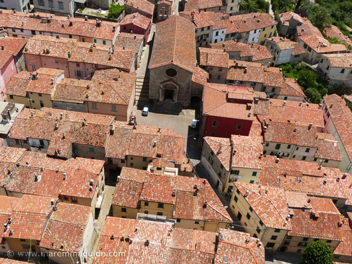 Best towns in Tuscany Italy