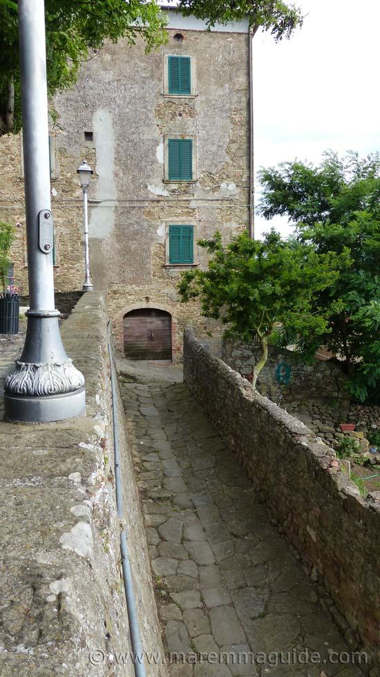 Vetulonia Tuscany Italy