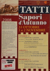 Maremma wine and food festivals