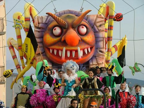 Follonica Carnival: Carnevale di Follonica